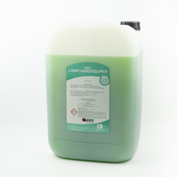 detergente ecologico specifico per camion, cisterne e container