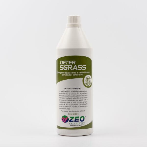 detergente ecologico sgrassante per attrezzature alimentari