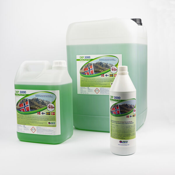 detergente ecologico multiuso